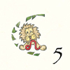 05.Lion Zodiaque