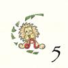 05.Lion Zodiaque