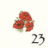 23.Coquelicot