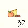 32.Fruits