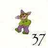37.Clown