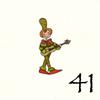 41.Guitariste