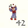 42.Jongleur