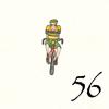 56.Cycliste