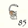 85.Lémurien